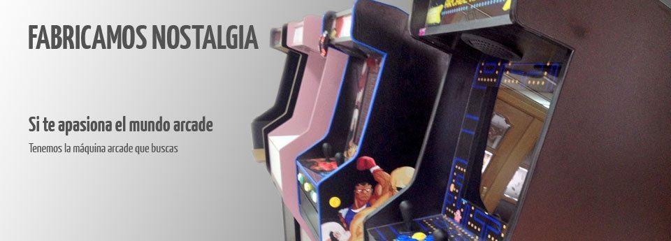 ¿Te apasiona el mundo arcade?... A nosotros también. Si estás pensando en tener una máquina recreativa en tu salón o en la oficina estás en el lugar indicado.