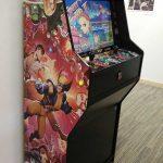 Máquina arcade para Packlink